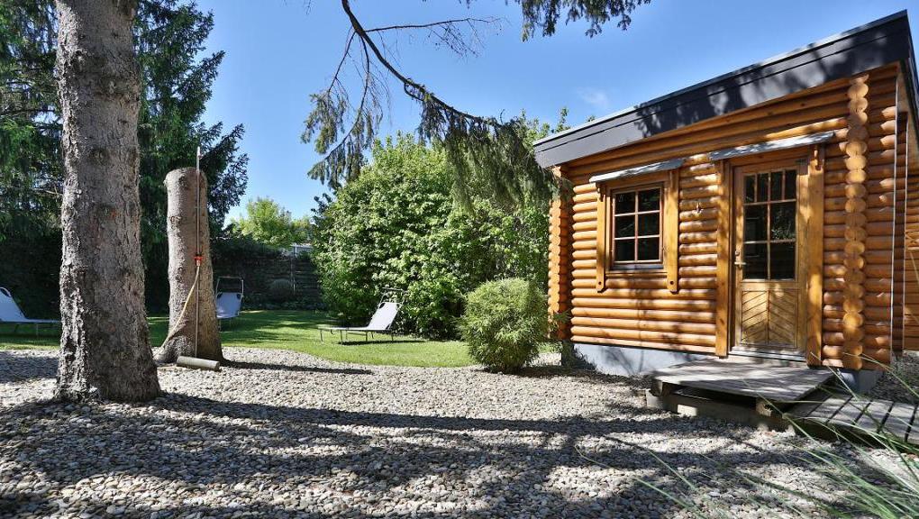 Sauna Außenbereich – NIPPON FITNESS